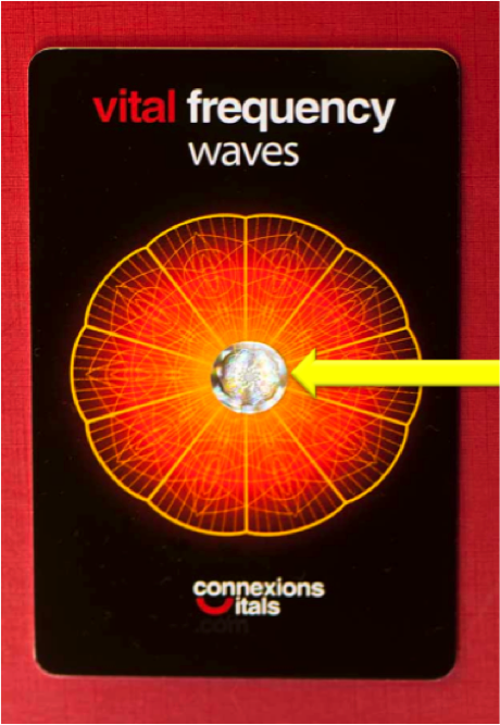 Vital Frequency Waves