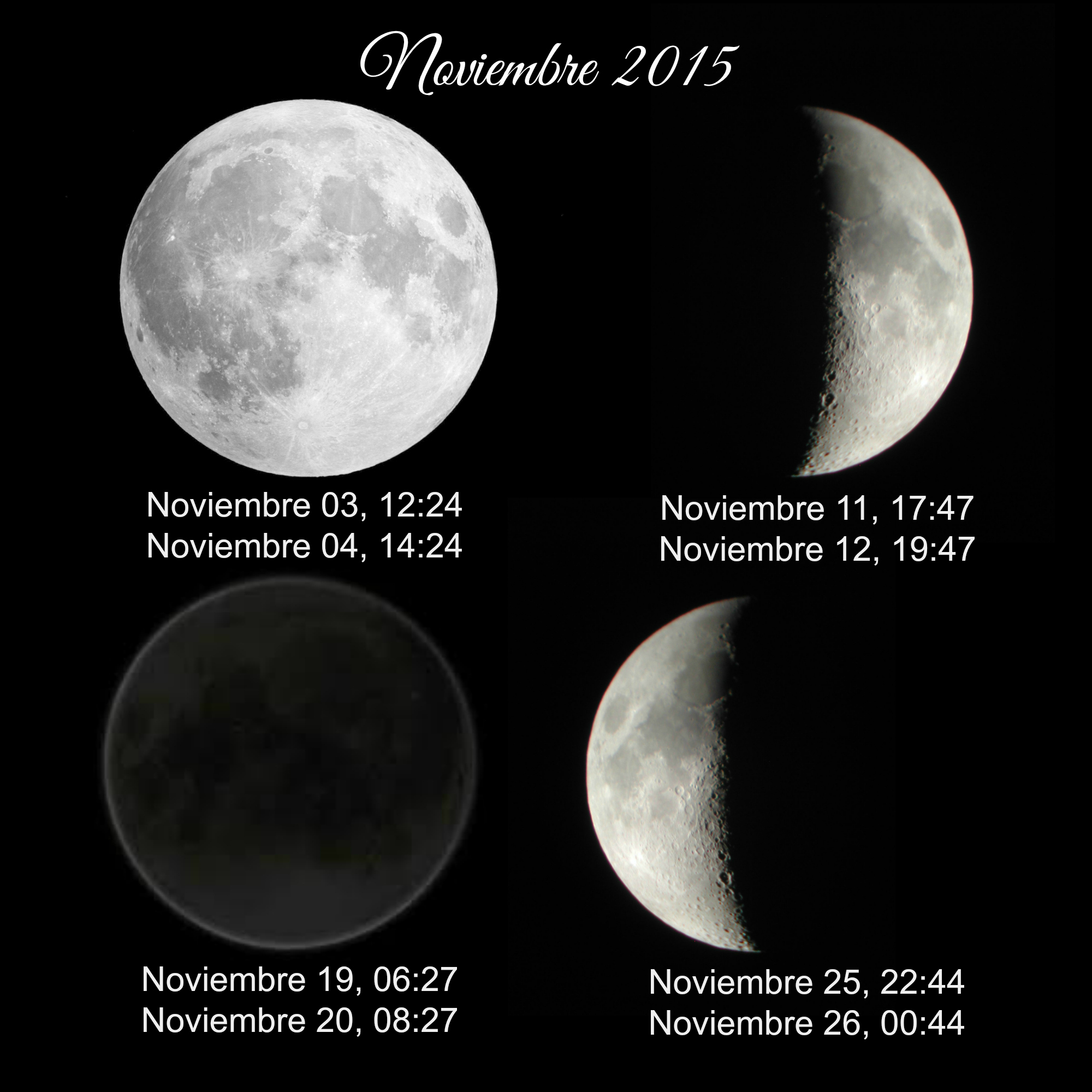 Mes A Mes Calendario De La Dieta Lunar 2015 Connexions