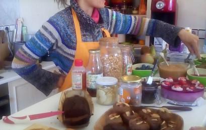Taller de Cocina Saludable Demostrativa y Práctica