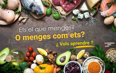 Curs de Psicoanalogia dels aliments a Terra Veritas Barcelona
