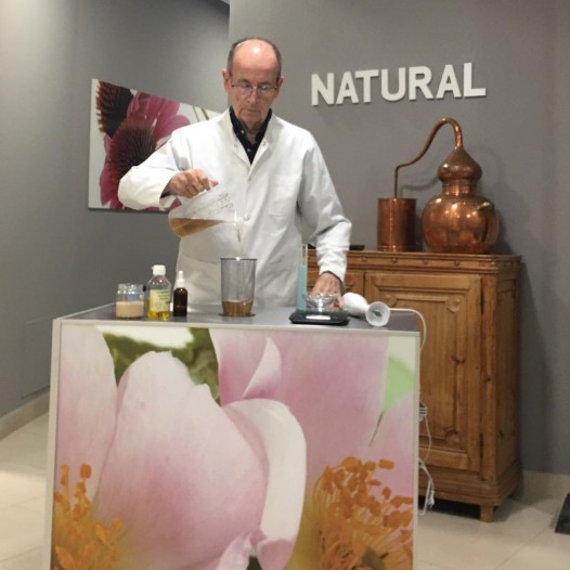 Aprende a fabricar tu crema terapéutica
