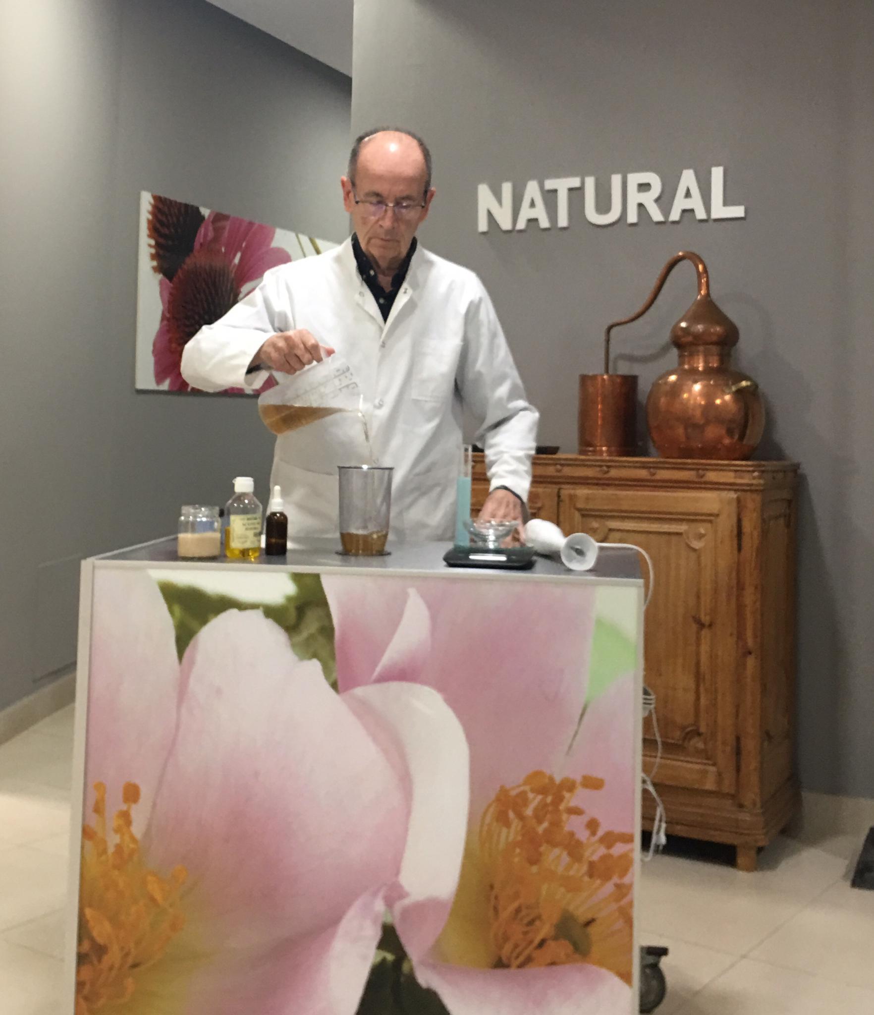 Aprèn a fabricar la teva crema terapèutica